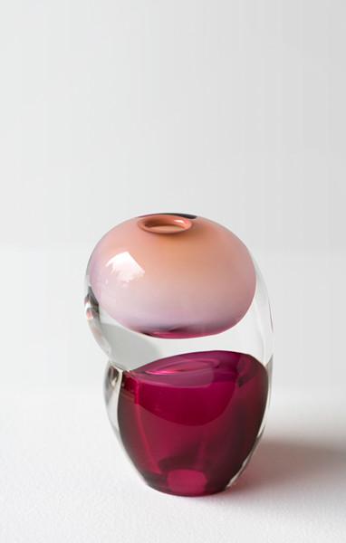 pink palette 6″H x 4″Dia (16x10cm)