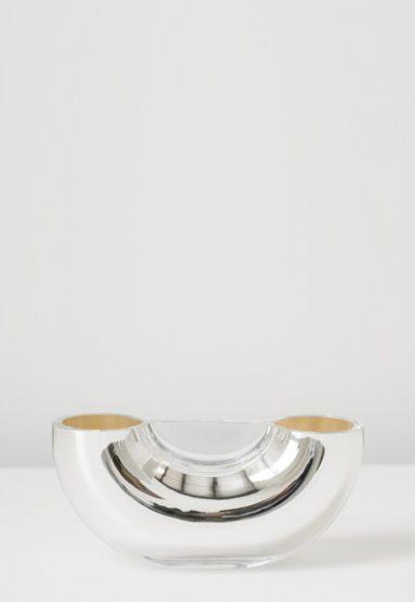 cut/silver 7″H x 9″W (18x22cm)