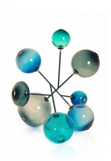 round/blue palette 30″Dia (76cm)
