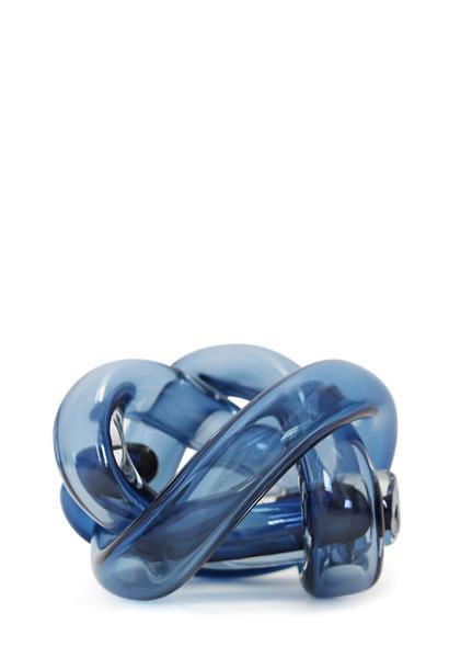 """steel blue 7""""Dia (18cm)"""