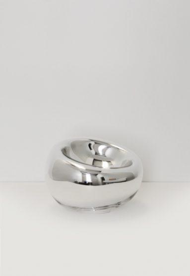 medium/silver 7″H x 12″Dia (18x30cm)