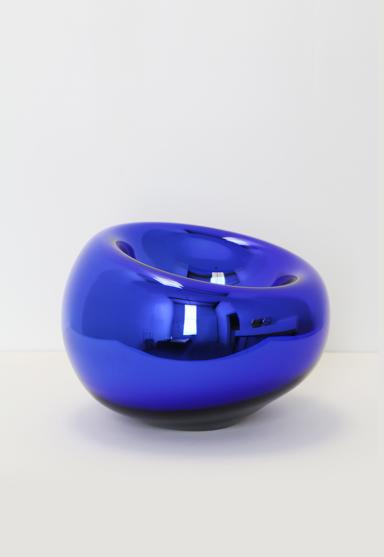 large/blue 12″H x 17″Dia (30x43cm)