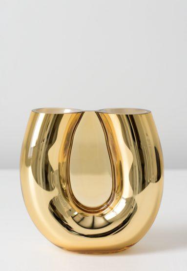 trim/gold 9.5″H x 9″W (24x22cm)