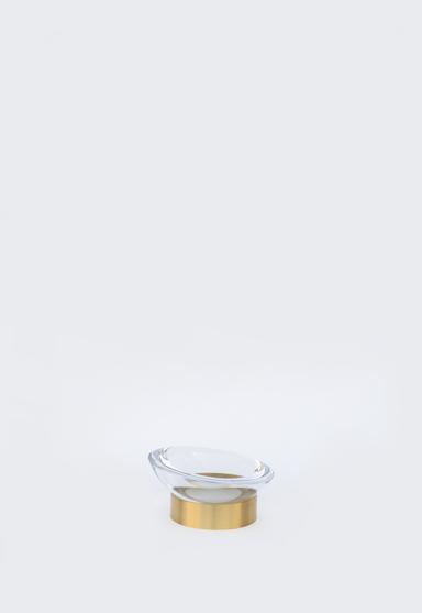 small/clear 8″Dia x 4″H (20x10cm)