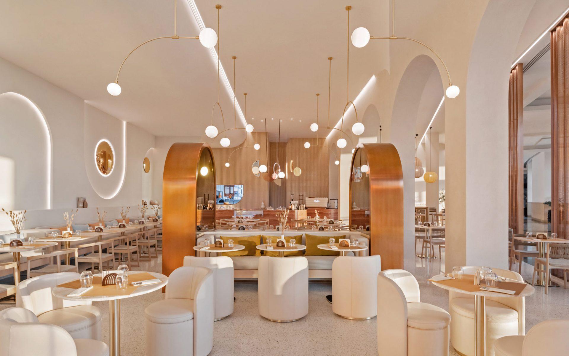 TOPLUM RESTAURANT Mirdif City Center, Dubai Interior Design: XO Atelier