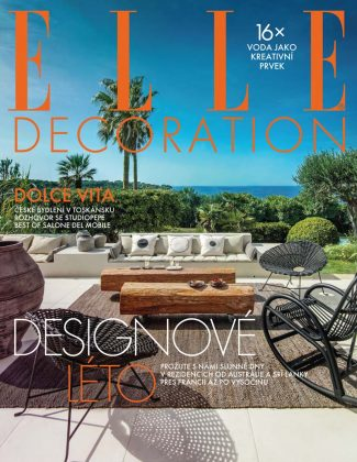 Elle Decoration CZ June 2019
