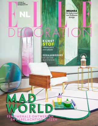 Elle Decoration NL June/July 2019