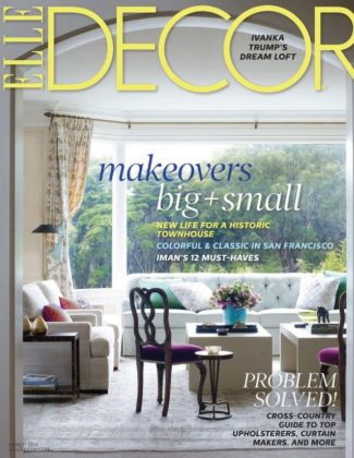 Elle Decor March 2014