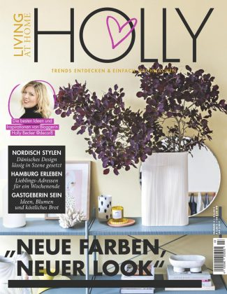 Living at Home/Holly Magazine DE September 2020